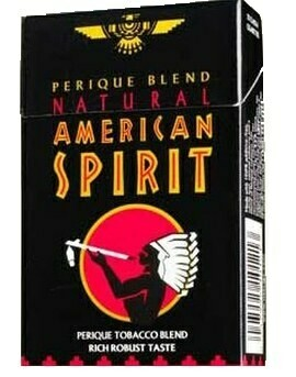 American Spirit Black King Box