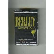 Berley Menthol 100 Box