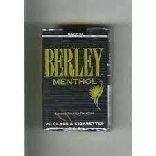 Berley Menthol King Box