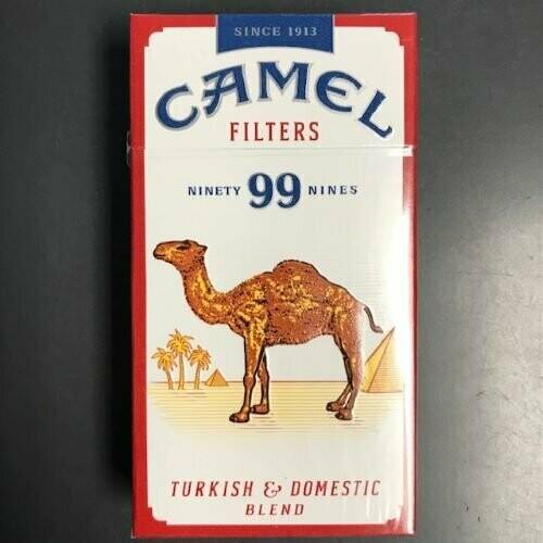 Camel Filter 99 Box