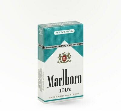 Marlboro Menthol 100 Box