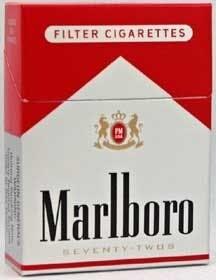 Marlboro Red 72 King Box