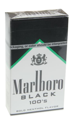 Marlboro Menthol Black 100 Box