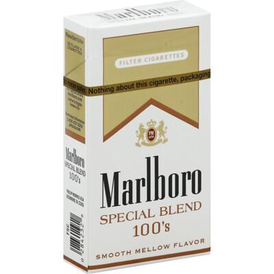 Marlboro Special Select Gold 100 Box
