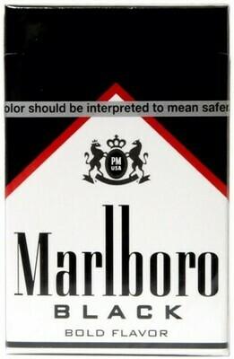 Marlboro Black King Box