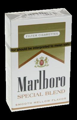 Marlboro Special Select Gold King Box