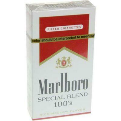 Marlboro Special Select 100 Box