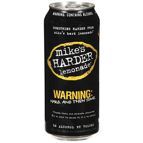Mikes Harder Lemonade 16oz can