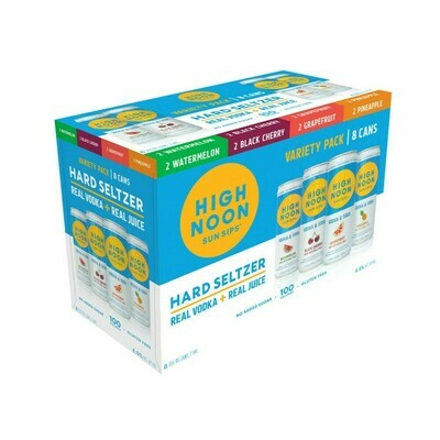 High Noon Variety 8pk can