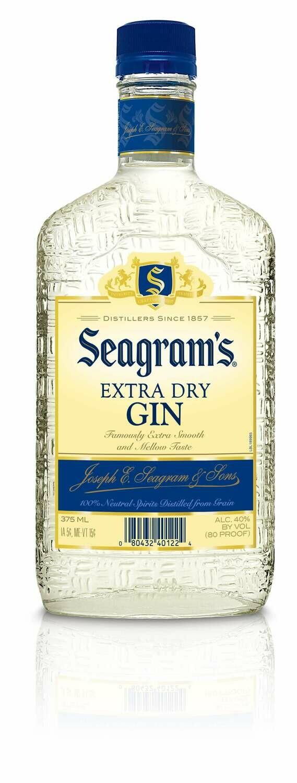 Seagram's Gin 375mL