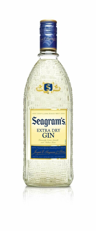 Seagram's Gin 750mL
