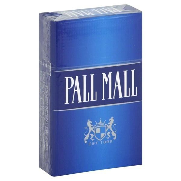 Pall Mall Blue King Box