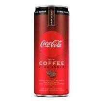 Coke Coffee Dark Blend 12oz can