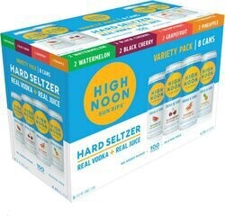 High Noon Variety 12pk can