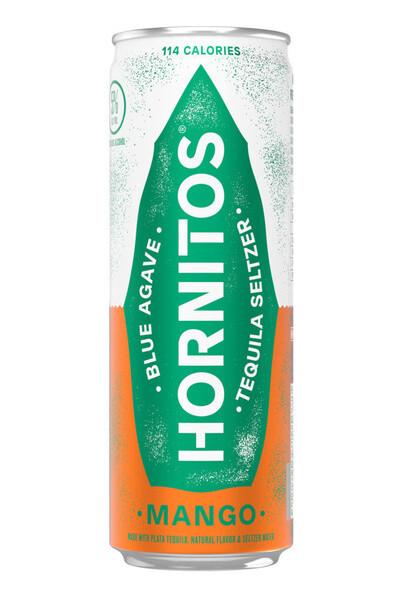Hornitos Mango Seltzer 4pk can