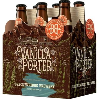 Breckenridge Vanilla Porter 6pk btl