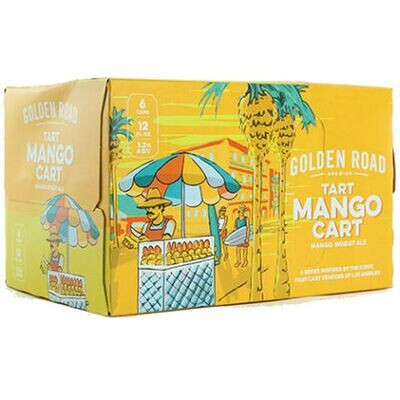Golden Road Mango 6pk can