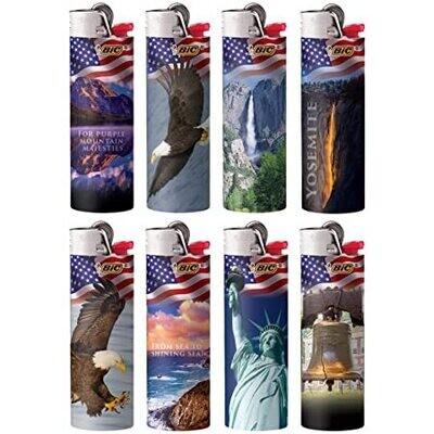 BIC Lighter Americana