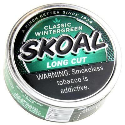 Skoal LC Wintergreen