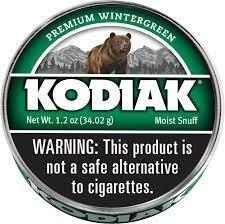 Kodiak LC Wintergreen