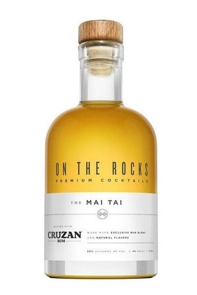 On The Rocks Mai Tai 375mL