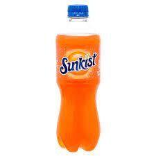 Sunkist Orange 16.9oz btl