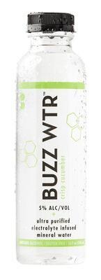 Buzz Water Cucumber 250mL btl
