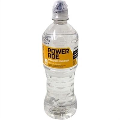 Powerade Water Lemon 20oz