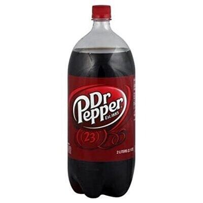 Dr. Pepper 2L btl