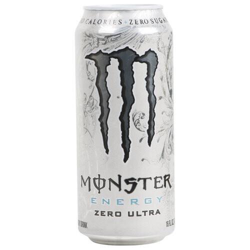 Monster Zero Ultra 16oz can