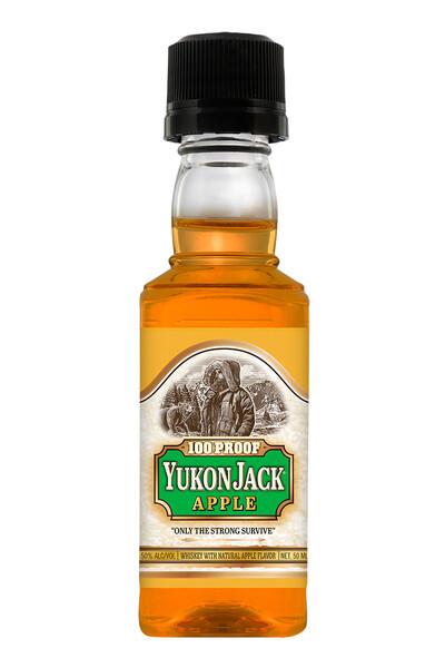 Yukon Jack Apple 50mL