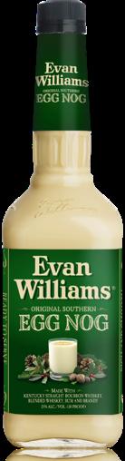 Evan Williams Egg Nog 750mL