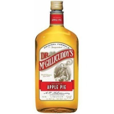 Dr. McGillicuddy's Apple Pie 750mL