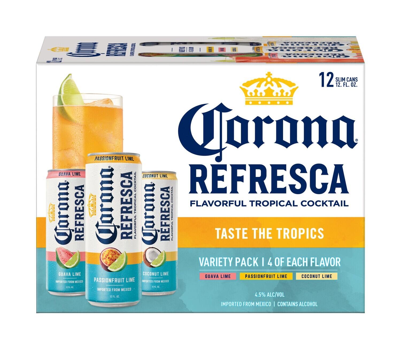 Corona Refresca Variety 12pk can