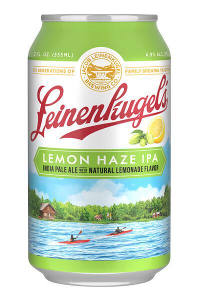 Leinenkugel's Lemon Haze 6pk can