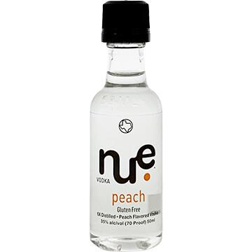 Nue Peach Vodka 50mL