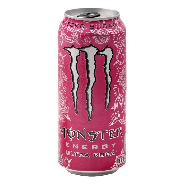 Monster SF Ultra Rosa 16oz can