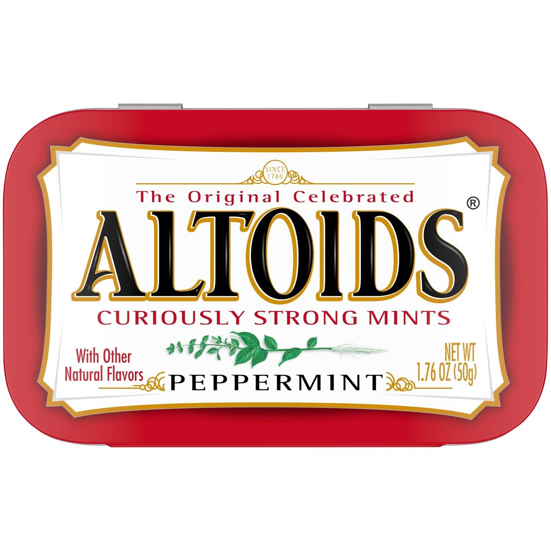 Altoids Mints Peppermint 1.76oz