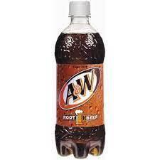 A&W Root Beer 16.9oz