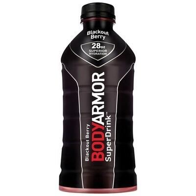 BodyArmor Blackout Berry 28oz btl