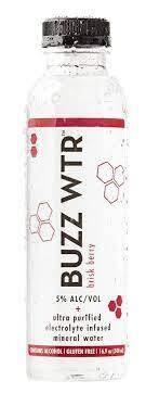 Buzz Water Berry 500mL btl