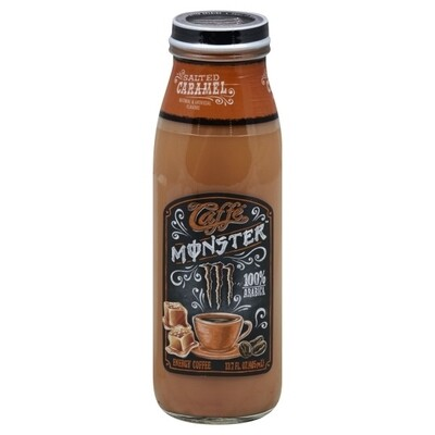 Caffe Monster Caramel 13oz can