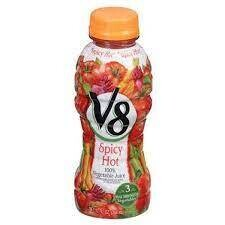 Campbell's V8 Spicy 12oz