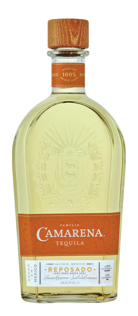 Camarena Reposado Tequila 200mL