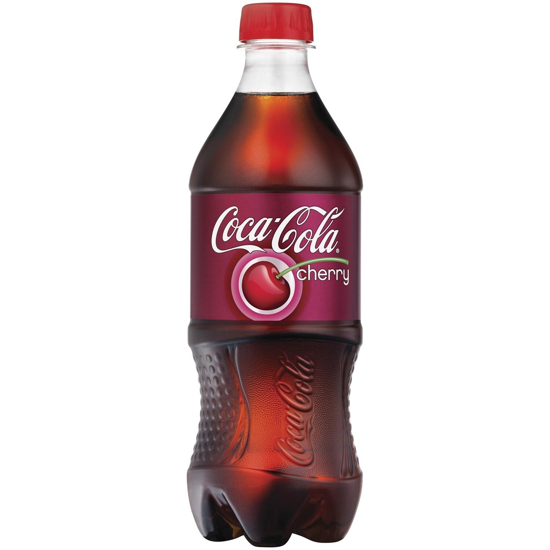 Cherry Coke 20oz