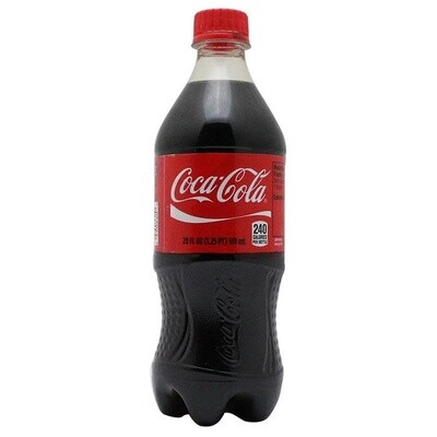 Coke 20oz btl