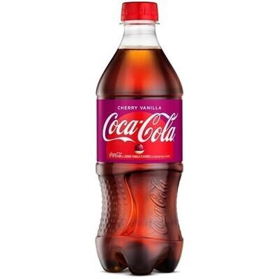 Coke Cherry Vanilla 20oz btl