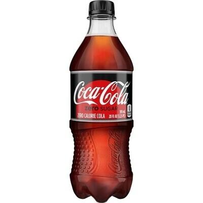 Coke Zero 20oz btl