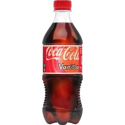 Coke Vanilla 20oz btl