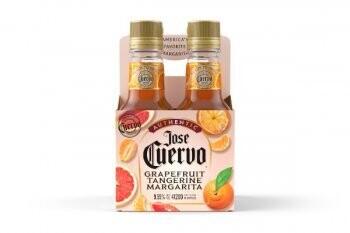 Cuervo Grapefruit Tangerine Margarita 4pk